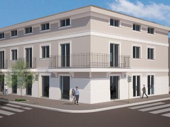 Rendering 3D vista fronte angolo via napoli_piazza torlonia Avezzano.jpg