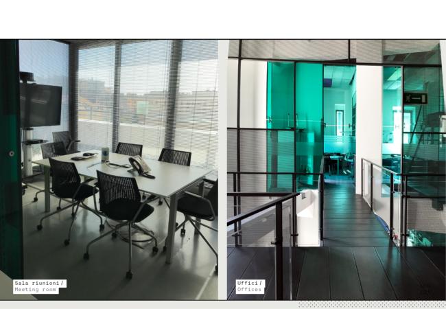 Via dei magazzini generali area riunioni e particolare uffici in vetro.png
